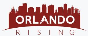 Orlando Rising logo
