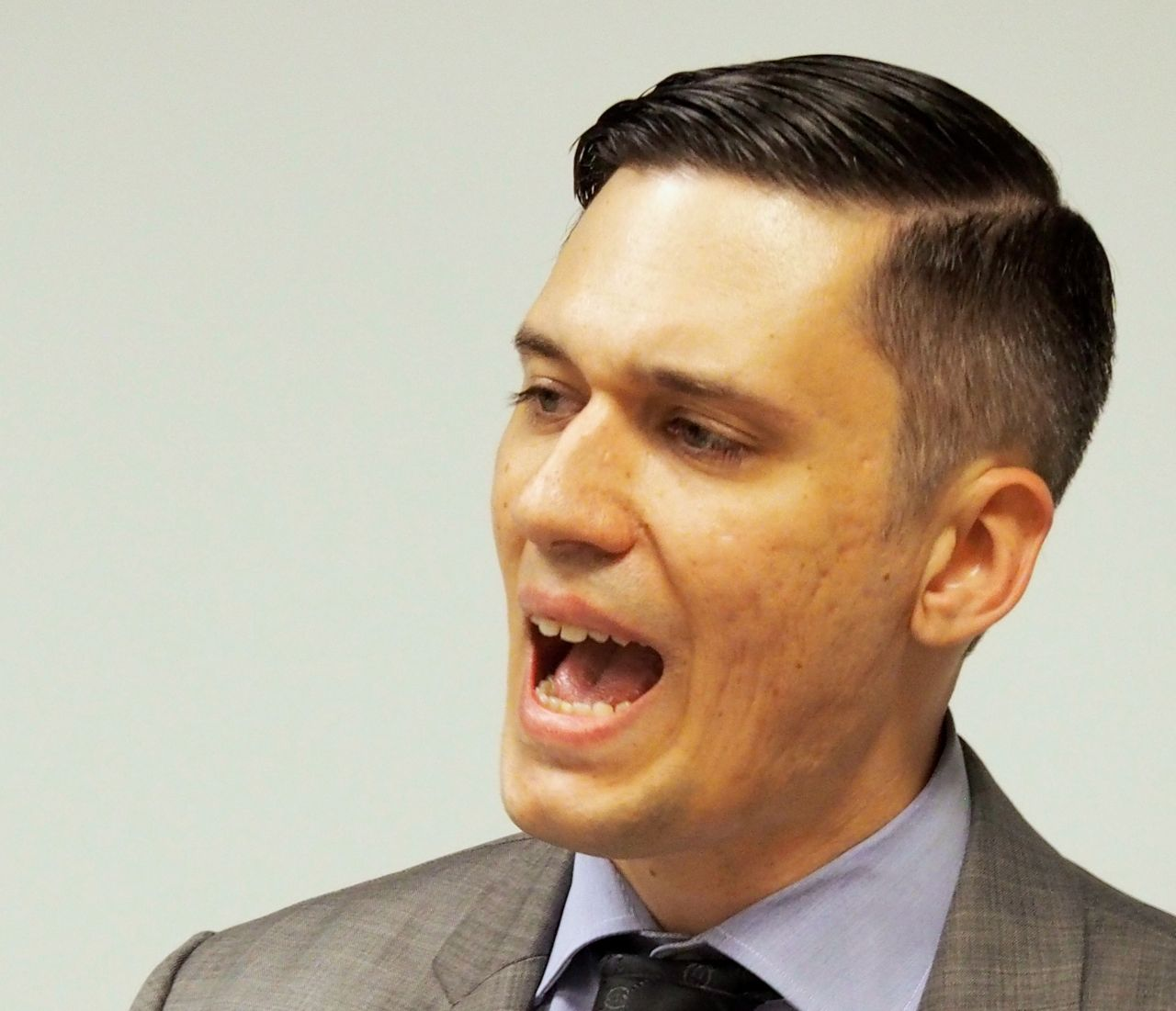 Fall Campaign Kick Off >> Augustus Sol Invictus says his U.S. Senate campaign hounded by anti-fascists threatening ...