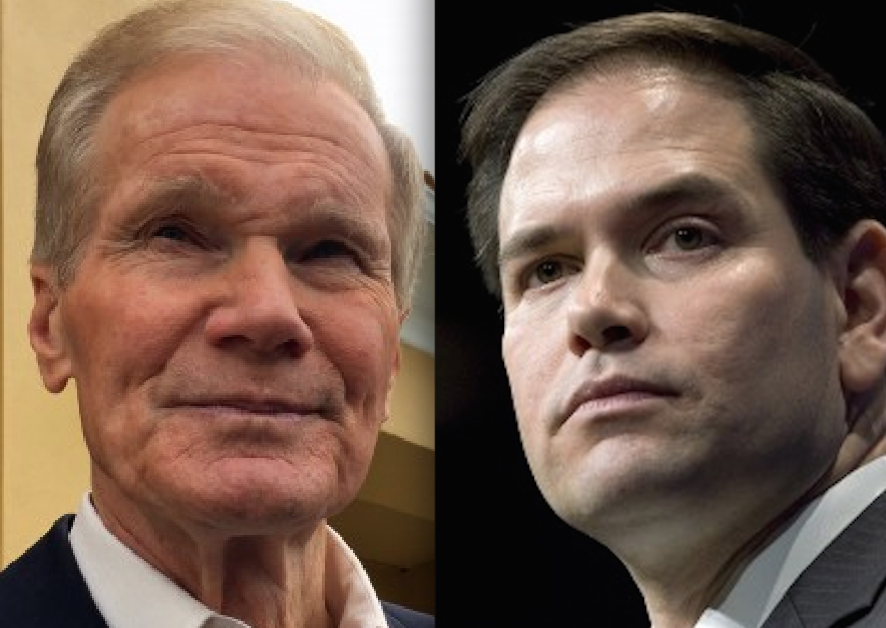 Bill Nelson, Marco Rubio ask Donald Trump for more hurricane aid for Florida - Orlando Rising