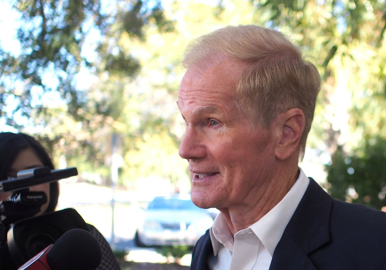 Bill Nelson To Help Lead New US Senate Panel On