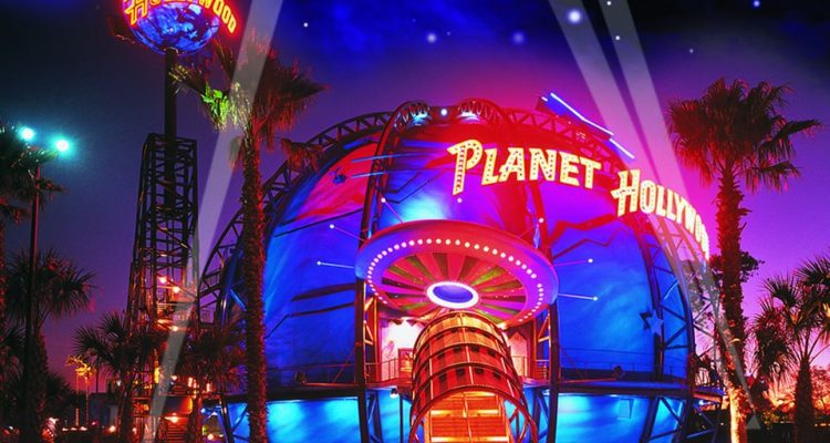 Image result for Planet Hollywood