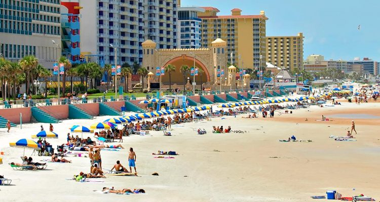 Daytona Beach Is Named 1 Attraction In Florida 2017
