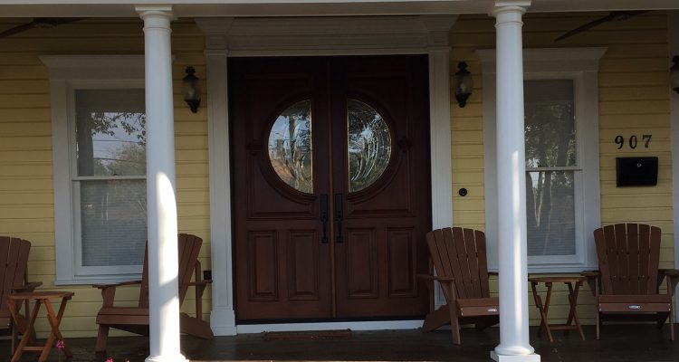 City Forces Thornton Park Homeowner To Remove Front Doors Orlando