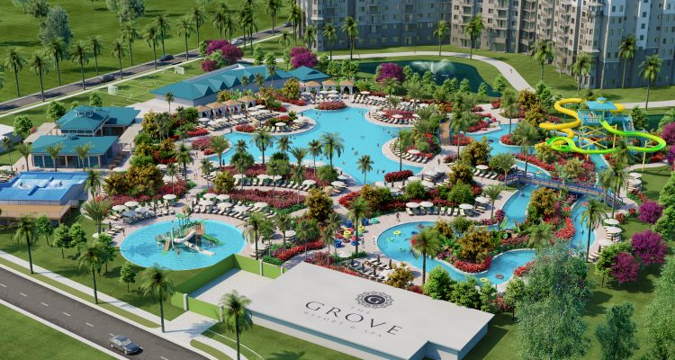 The Grove Plans 7 Acre Water Park Near Disney Orlando Rising
