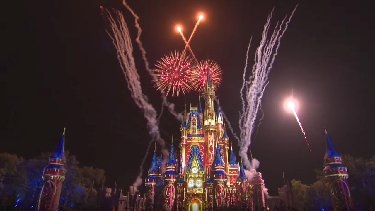 Iconic Magic Kingdom Fireworks Show Ends Thursday