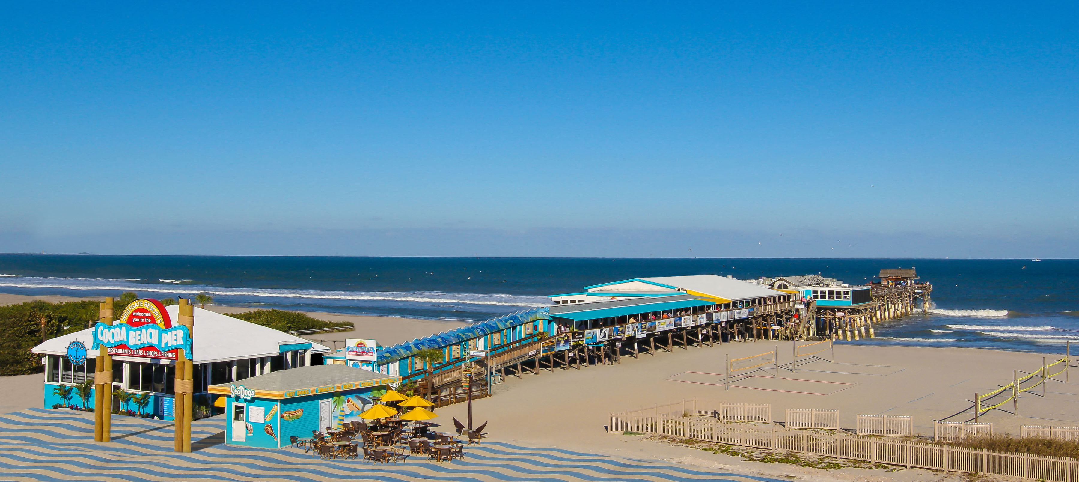 Westgate Resorts To Add Amut Park Rides On Cocoa Beach Pier Orlando Rising