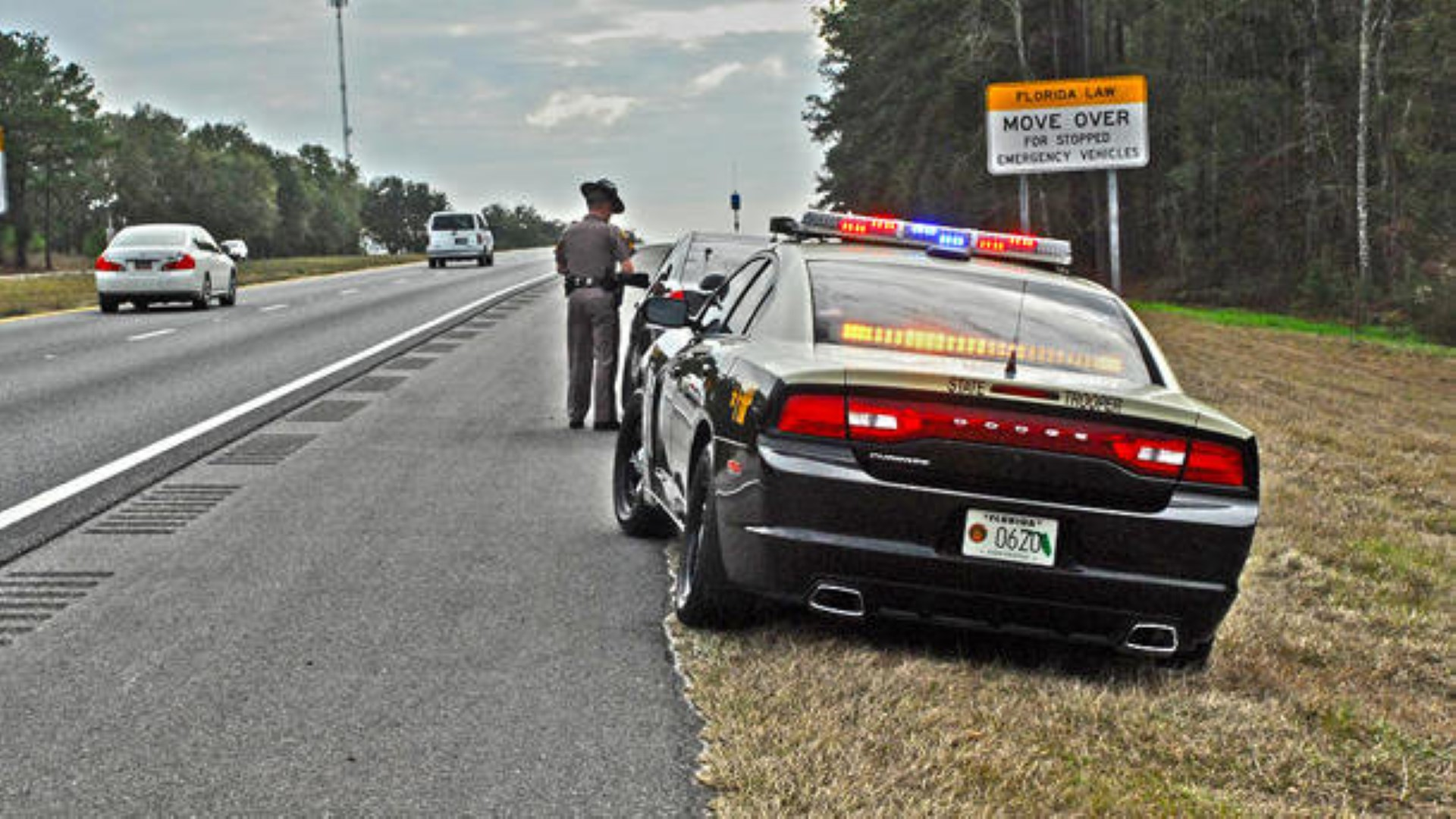 Ticketed Another Florida Highway Patrol Official Resigns