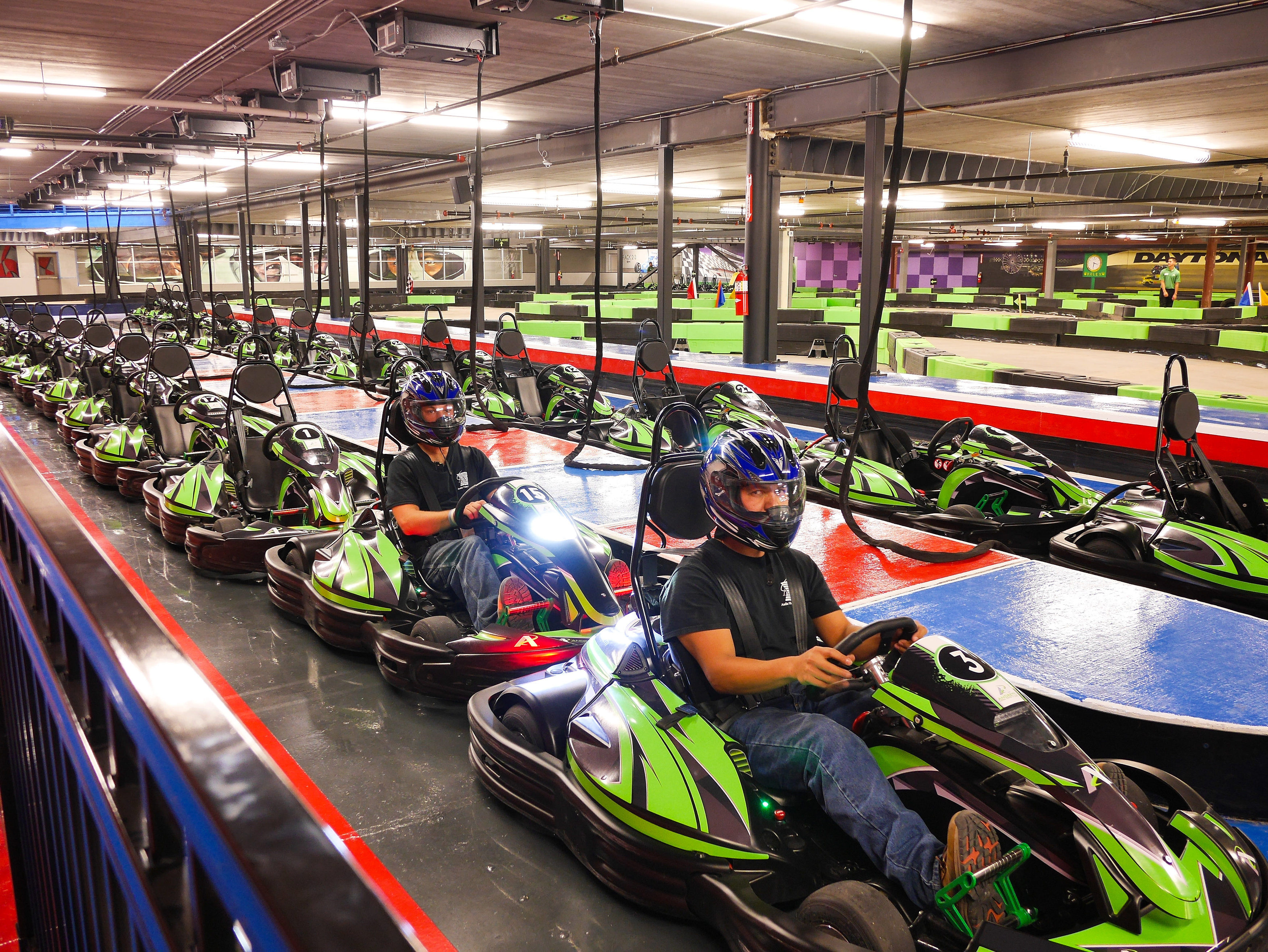Andretti Gaming Attraction Opens With 10 Deal Orlando