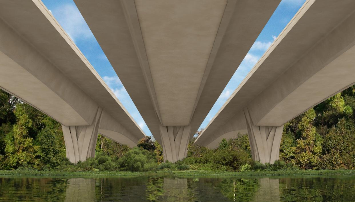 Wekiva Parkway wildlife bridges over Wekiva River begun - Orlando Rising